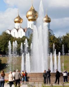 Ярославль жемчужина золотого кольца России