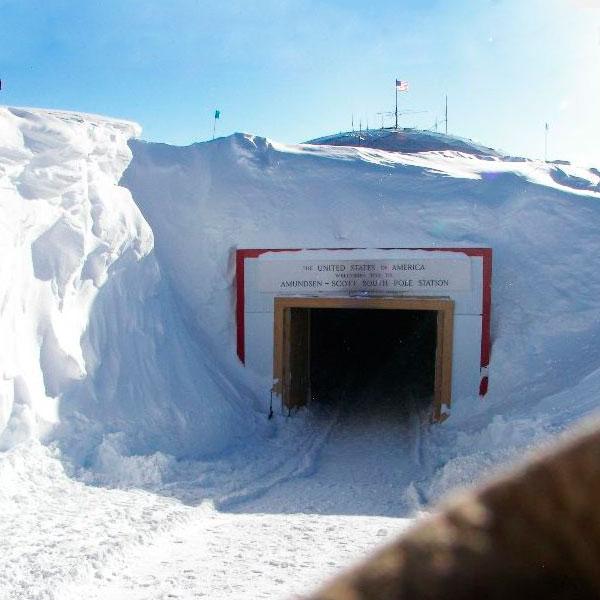 Дома в Антарктиде Доклад по географии 8 класс