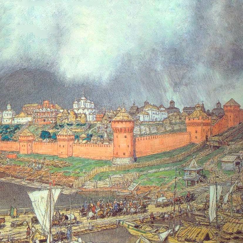 История Москвы Школьный доклад Окружающий мир 2 класс