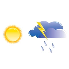 Прогноз погоды Английский язык 4 класс Weather forecast