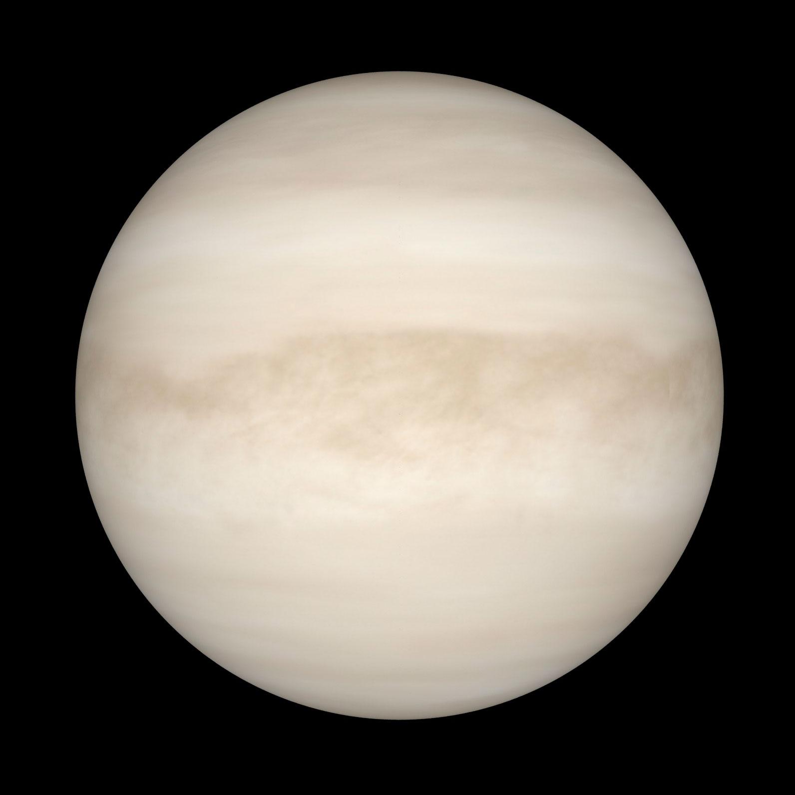 Планета Венера Доклад 3 класс