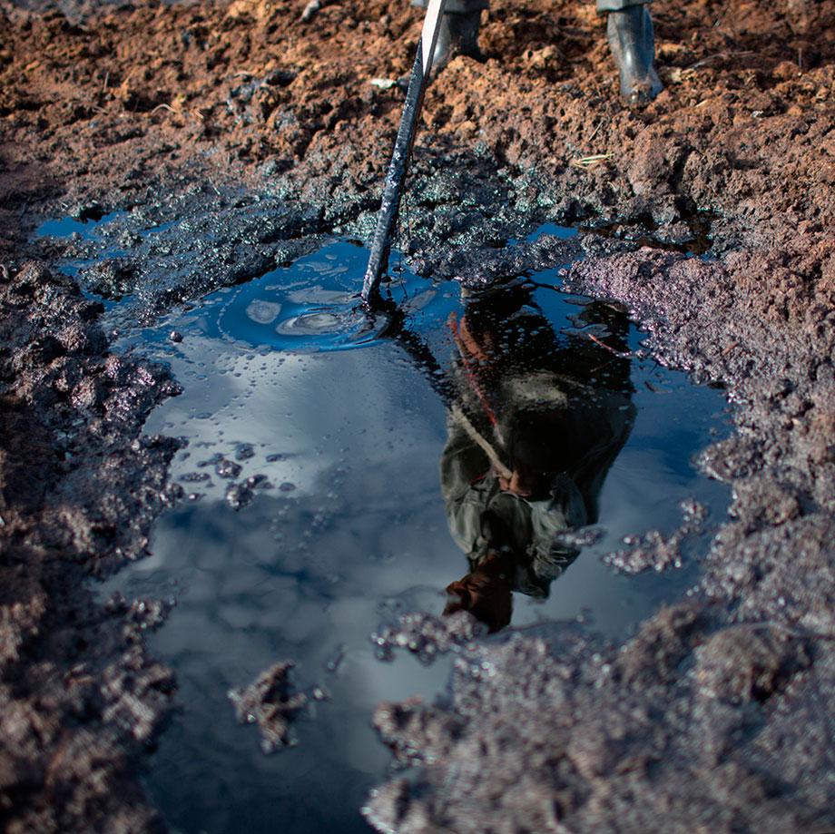 Нефть Доклад к теме Полезные ископаемые География 8 класс