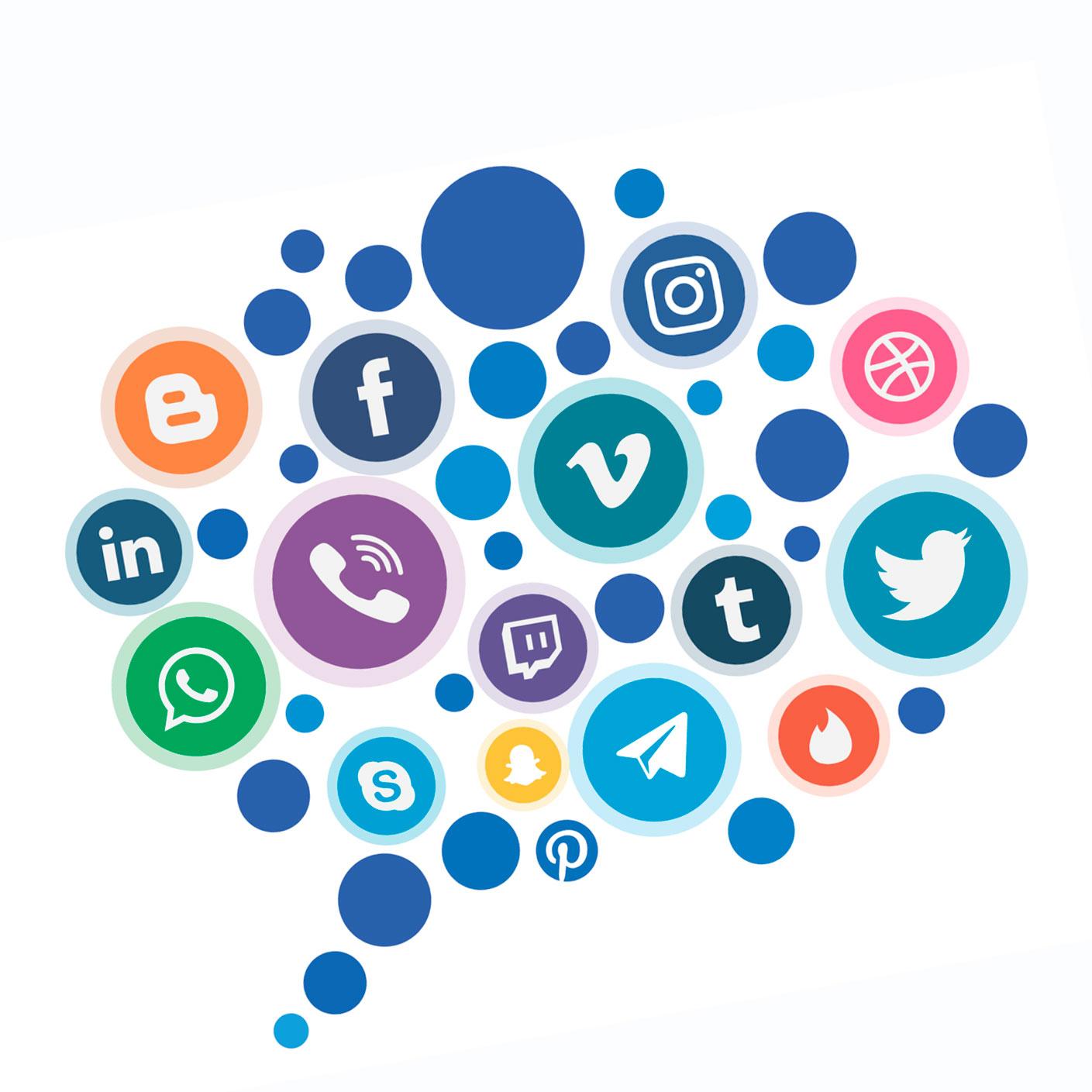 Какие потребности человека реализуют соцсети ? Доклад по обществознанию. 8 класс.