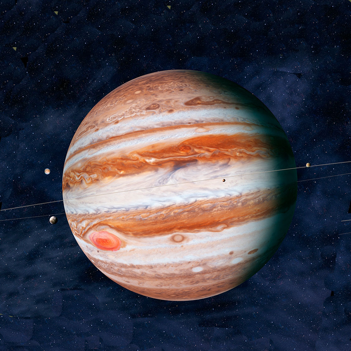 planet jupiter information - HD 1024×1024