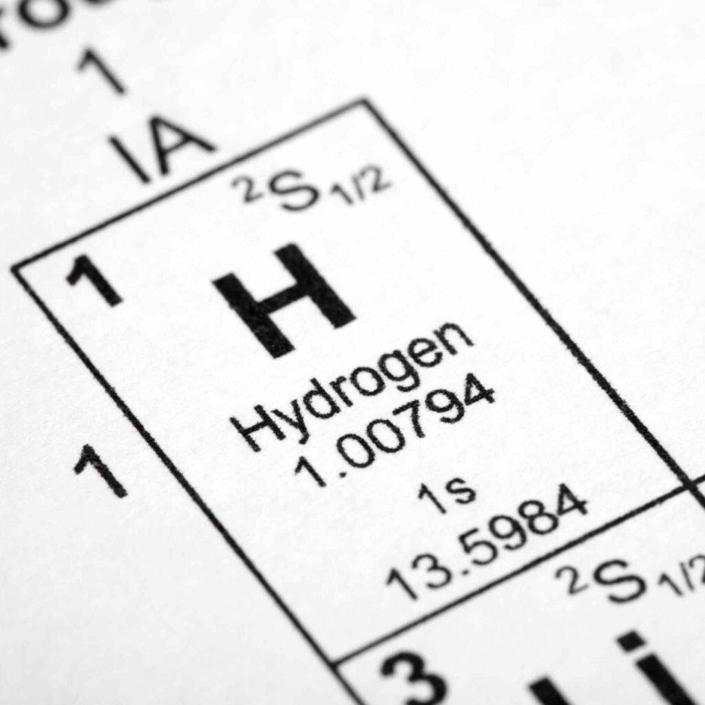 История открытия водорода Доклад по химии. 9 класс.