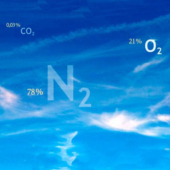 Воздух его состав и использование Доклад